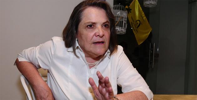 Clara López por alcaldía de Bogotá