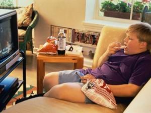 exceso de televisión