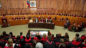 Justicia venezolana